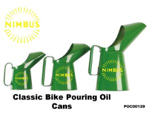 Nimbus Classic Bike Oil Cans Set PC00129